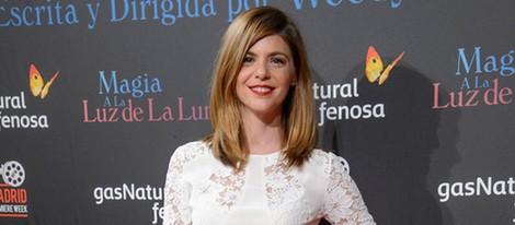 Manuela Velasco acude al festival 'Madrid Premiere Week 2014'