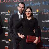 Alejandro Tous y Ruth Núñez acuden al festival 'Madrid Premiere Week 2014'