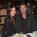Megan Fox y Brian Austin Green en la 6 Gala Anual de la Generosidad