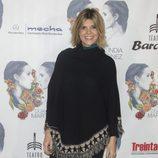 Arancha de Benito  en el concierto de India Martínez en Madrid