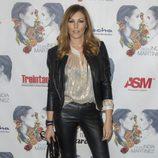 Raquel Rodríguez en el concierto de India Martínez en Madrid