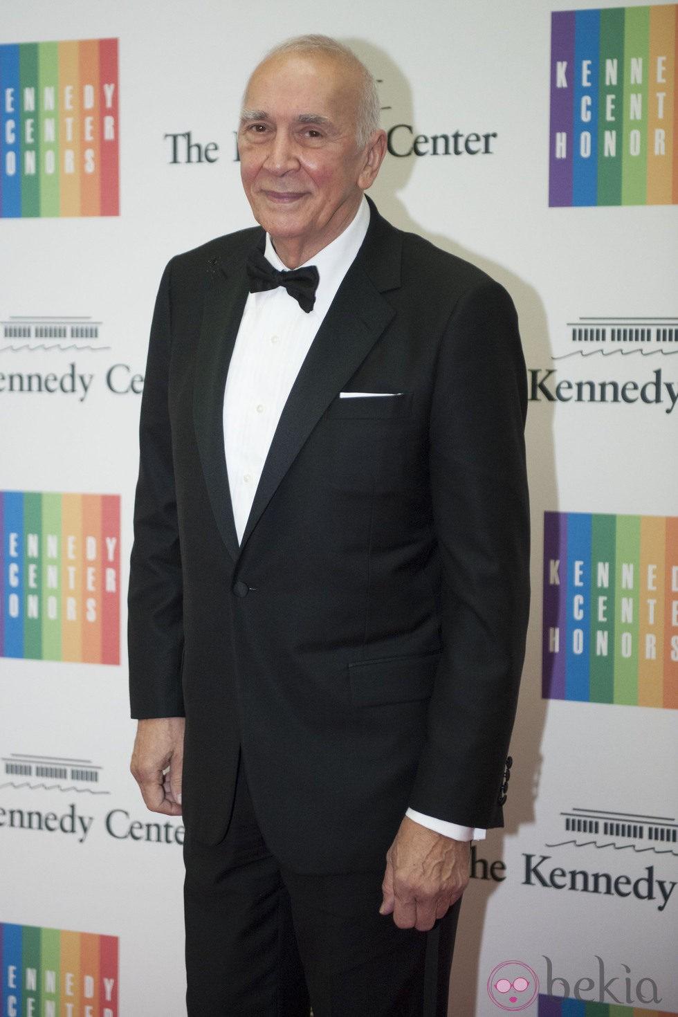 Frank Langella en la entrega del Premio Kennedy 2014