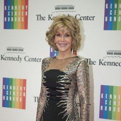 Jane Fonda en la entrega del Premio Kennedy 2014