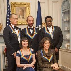 Ganadores del Premio Kennedy 2014