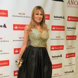 Ana Obregón en los Premios SICAB 2014