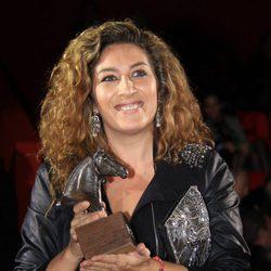 Estrella Morente, premiada en el SICAB 2014