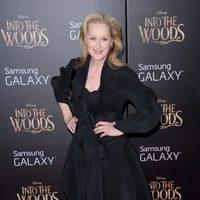 Meryl Streep en el estreno de 'Into the Woods' en Nueva York