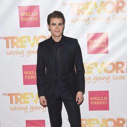 Paul Wesley en la Gala Trevor Live 2014