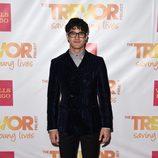 Darren Criss en la Gala Trevor Live 2014