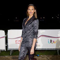 Alesha Dixon en la gala Military Awards 2014
