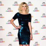 Fearne Cotton en la entrega de los BBC Music Awards 2014