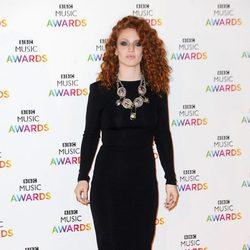 Jess Glynne en la entrega de los BBC Music Awards 2014