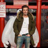 Jesús Olmedo en el estreno de 'Big Hero 6' en Madrid