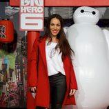 Nerea Garmendia en el estreno de 'Big Hero 6' en Madrid