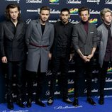 One Direction en los Premios 40 Principales 2014
