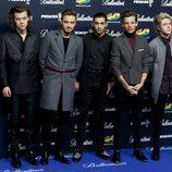 One Direction en los Premios 40 Principales 2014