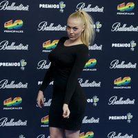 Daniela Blume en los Premios 40 Principales 2014