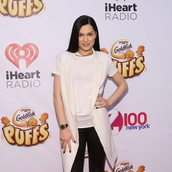 Jessie J acude al Jingle Ball 2014 en Nueva York