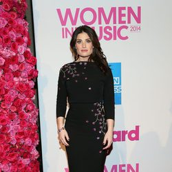 Idina Menzel en la gala Billboard Women in Music 2014