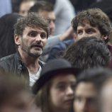 Fernando Tejero en el concierto de Sabina en Madrid