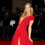 Paris Hilton en la entrega de los premios NRJ Awards 2014
