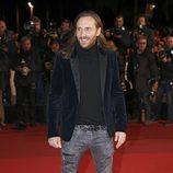 David Guetta en la entrega de los premios NRJ Awards 2014
