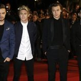One Direction en la entrega de los premios NRJ Awards 2014