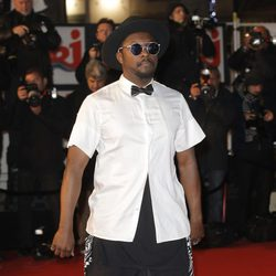 Will I Am en la entrega de los premios NRJ Awards 2013