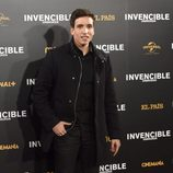Xuso Jones en el estreno de 'Invencible' en Madrid