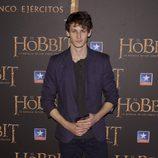 Nicolás Coronado en el estreno de 'El Hobbit: La batalla de los cinco ejercitos'
