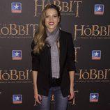 Ana Fernandez en el estreno de 'El Hobbit: La batalla de los cinco ejercitos'