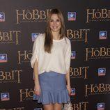Begoña Maestre en el estreno de 'El Hobbit: La batalla de los cinco ejércitos'