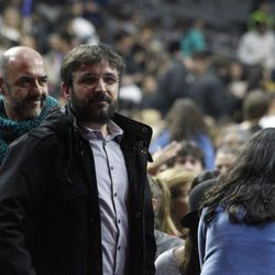 Jordi Évole en el concierto de Joaquín Sabina en Madrid
