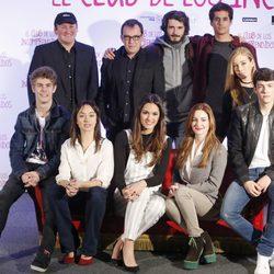 Presentación oficial de la película 'El Club de los Incomprendidos'