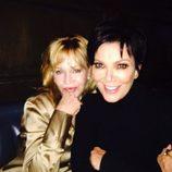 Melannie Griffith y Kris Jenner son buenas amigas