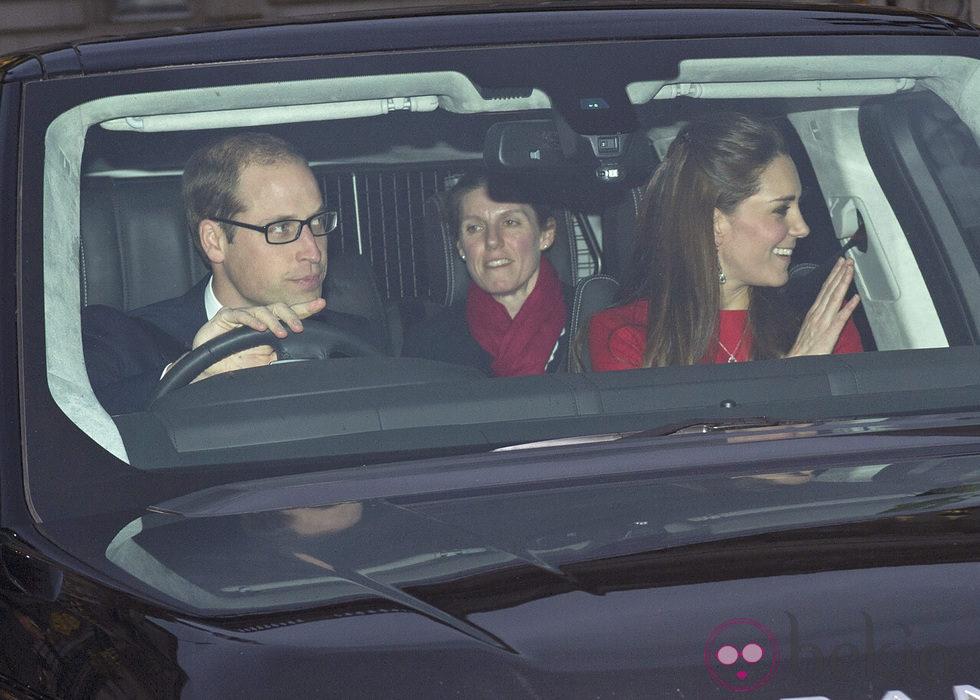 Los Duques De Cambridge Y Mar 237 A Teresa Turri 243 N Borrallo En Un Almuerzo Prenavide 241 O En Buckingham
