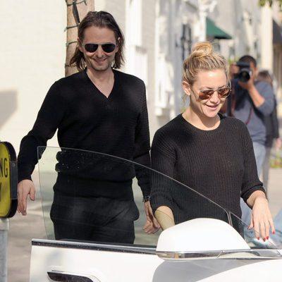 Matt Bellamy y Kate Hudson mantienen una buena relación tras su ruptura
