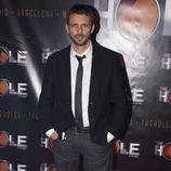 David Ascanio en el estreno de Anabel Alonso como maestra de ceremonias de 'The Hole'
