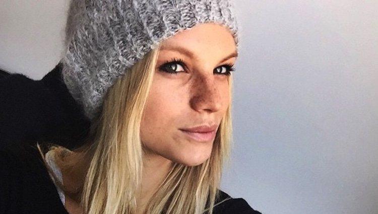 Nadine Leopold, posible novia de Harry Styles