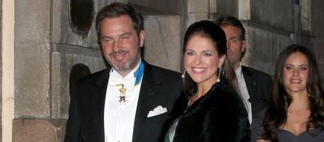 Magdalena de Suecia y Chris O'Neill reaparecen tras anunciar que serán padres por segunda vez