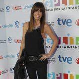Lara Dibildos en la Gala por la Infancia de TVE