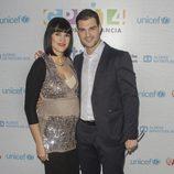 Irene Villa y Juan Pablo Lauro en la Gala por la Infancia de TVE