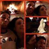 Sergio Ramos y Pilar Rubio se relajan por Navidad