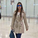 Ana Boyer vuelve a Madrid tras pasar la Navidad en Miami