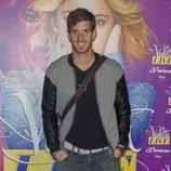 Cristian Ansaldi en el concierto de Violetta en Madrid