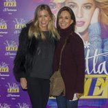 Patricia Cerezo y Lydia Bosch en el concierto de Violetta en Madrid