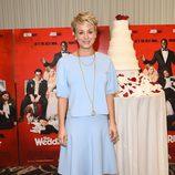 Kaley Cuoco asiste a la presentación de 'The Wedding Ringer' en Los Angeles