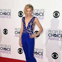Portia de Rossi en los People's Choice Awards 2015