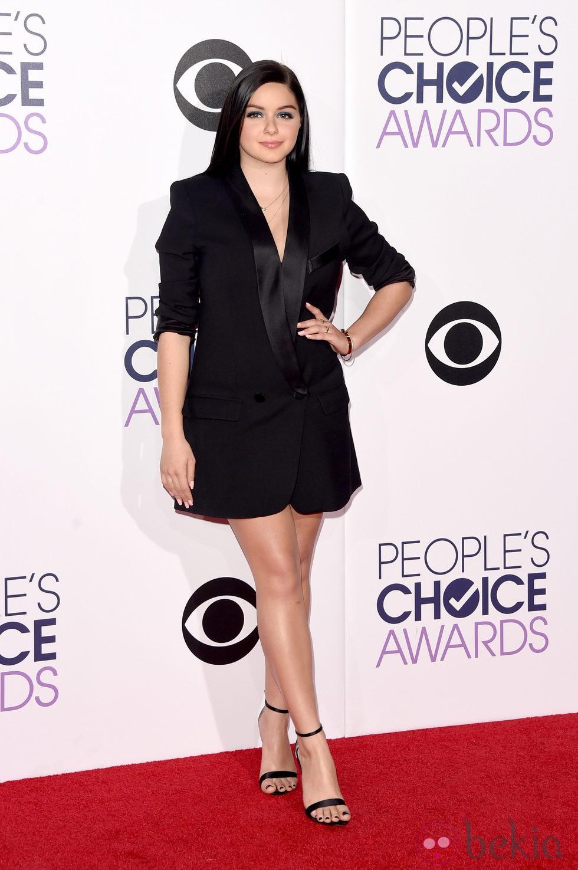 Ariel Winter en los People's Choice Awards 2015