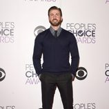 Chris Evans en los People's Choice Awards 2015